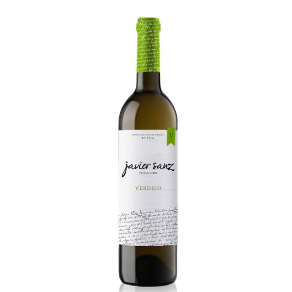 Vino Blanco Javier Sanz Viticultor Verdejo 75 Cl