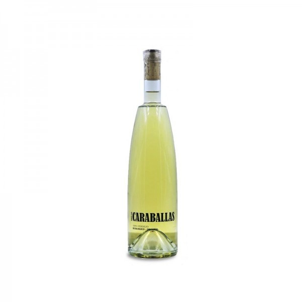 White wine Caraballas Verdejo 75 Cl