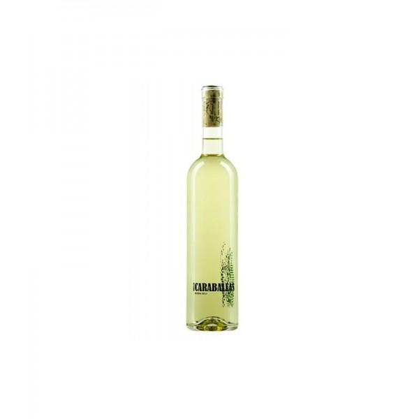 White wine Caraballas Verdejo Magnum 1,5 L