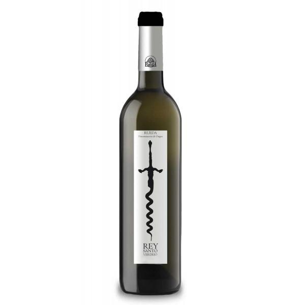 White wine Rey Santo Verdejo 75 Cl