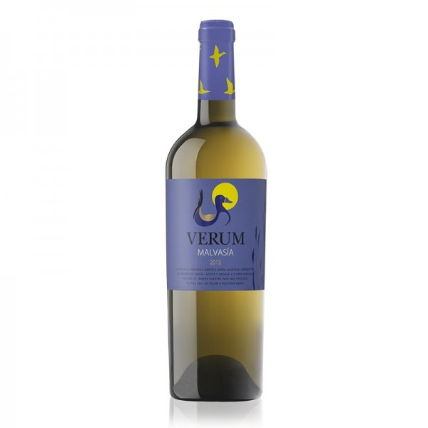 Vino Blanco Verum Malvasia 75 Cl