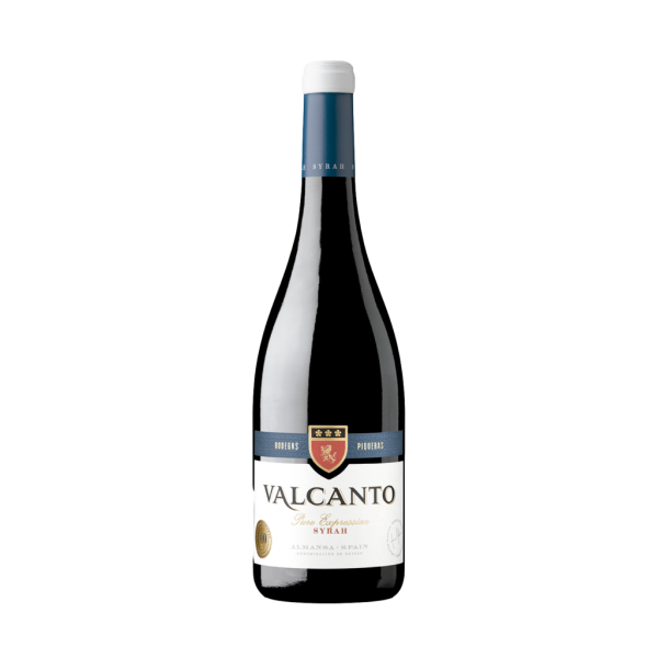 Vin Rouge Valcanto Syrah 75 Cl