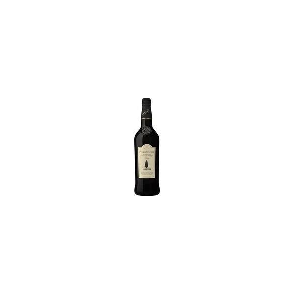 Spanischer Wein Pedro Ximenez Sandeman 75 Cl 17º (süßer Wein)