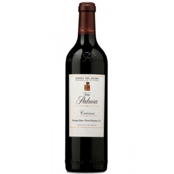 Red wine Vina Pedrosa Magnum, Crianza 14º 1,5 L