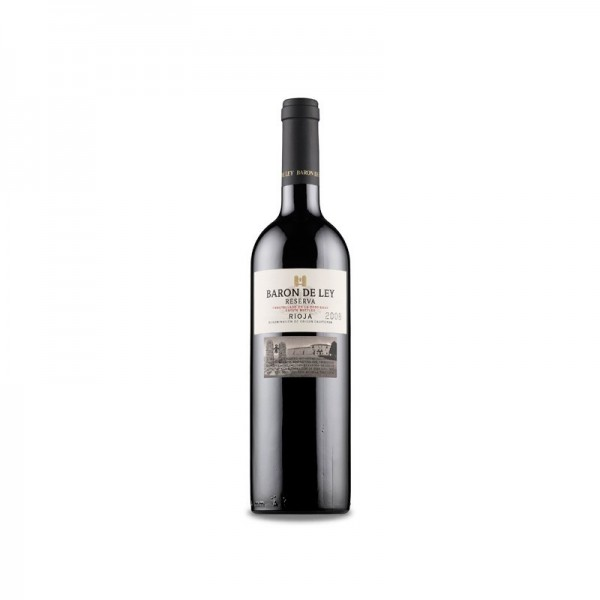 Red wine Baron De Ley Reserve Rioja 75 Cl