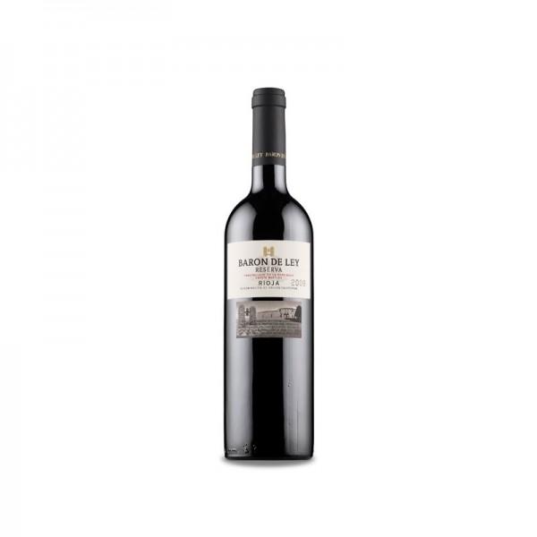 Rotwein Baron De Ley Reserve Rioja 75 Cl