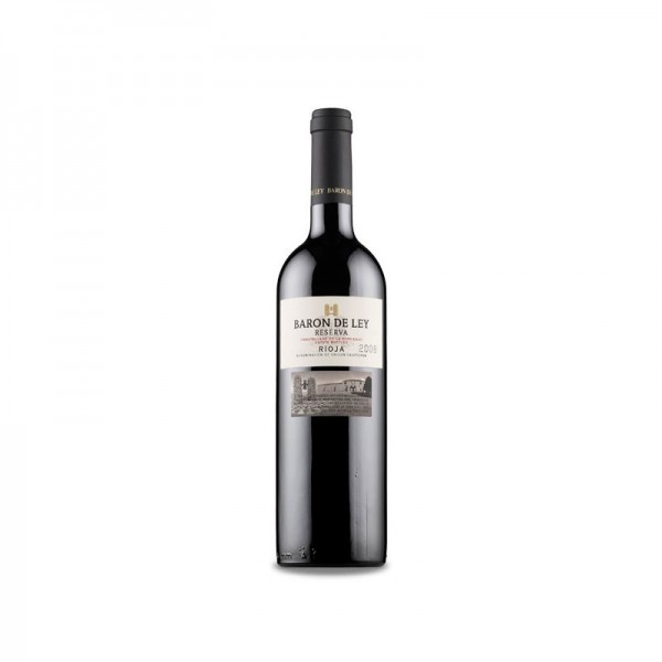 Red wine Baron De Ley Reserve Rioja 75 Cl