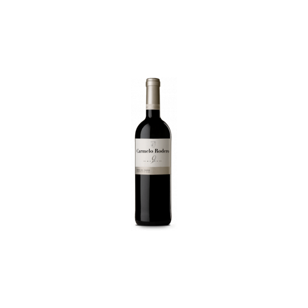 Red wine Carmelo Rodero 9 months 75 Cl