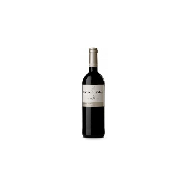 Rotwein Carmelo Rodero 9 monat75 Cl