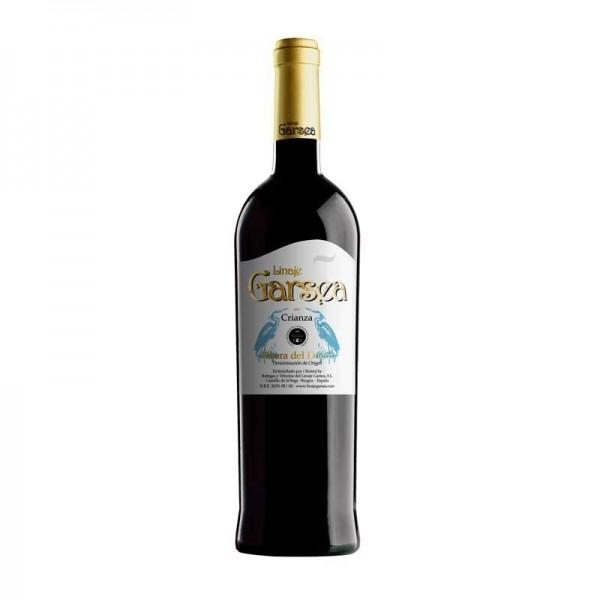 Red wine Garsea Crianza Ribera Del Duero 75 Cl