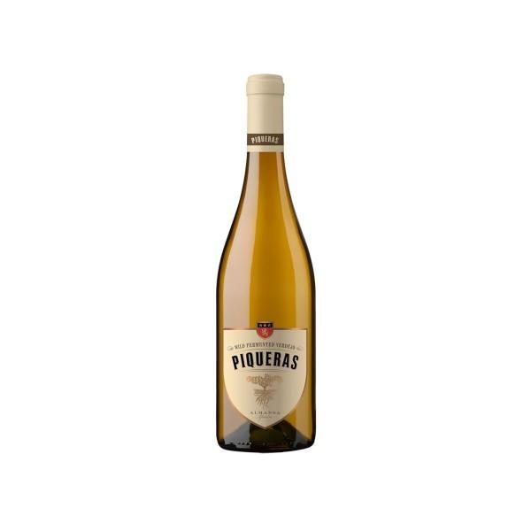 Red wine Piqueras Wild Fermented (Verdejo Crianza) 75 Cl