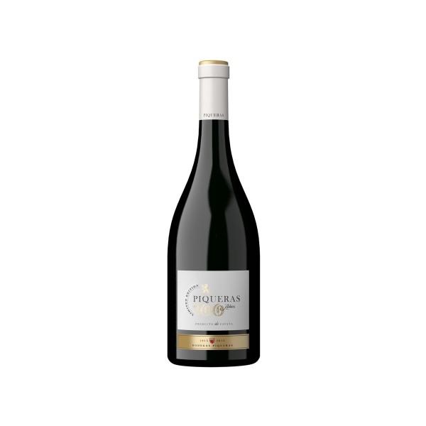 Rode wijn Piqueras 100 Anos Edicion Limitada 75 Cl