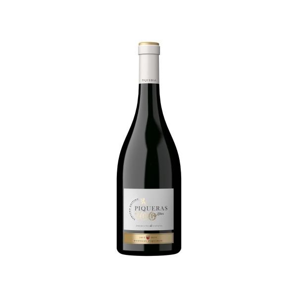 Red wine Piqueras 100 Anos Edicion Limitada 75 Cl