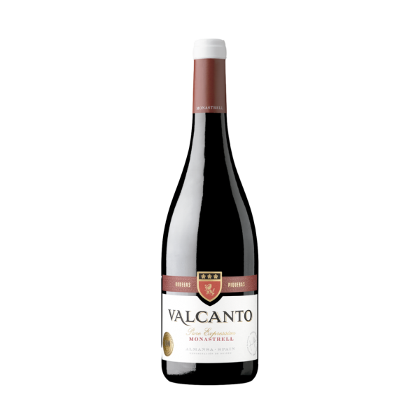 Rotwein Valcanto Monastrell 75 Cl