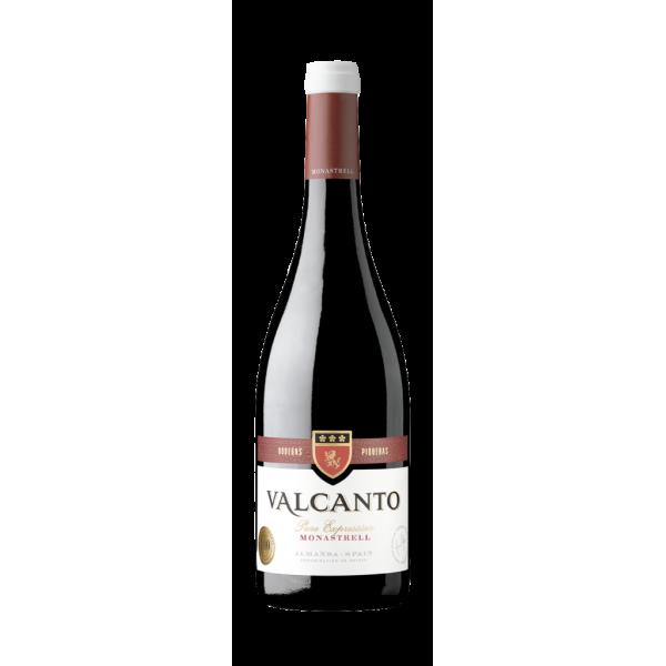 Red wine Valcanto Monastrell 75 Cl