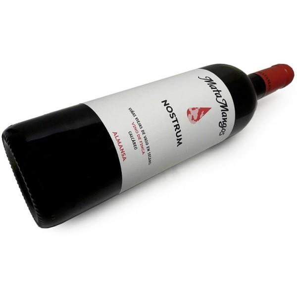 Rode wijn Matamangos Nostrum 2015 75 Cl