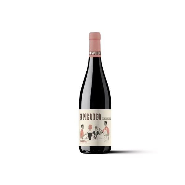 Red wine El Picoteo 75 Cl