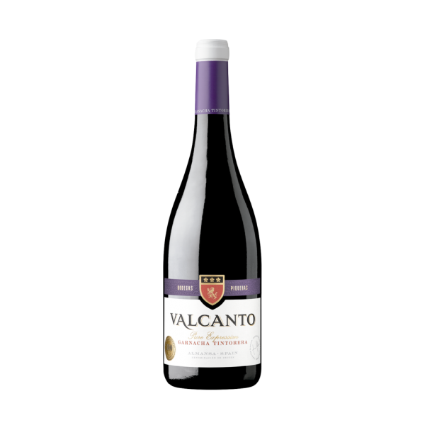 Red wine Valcanto Garnacha Redrera 75 Cl