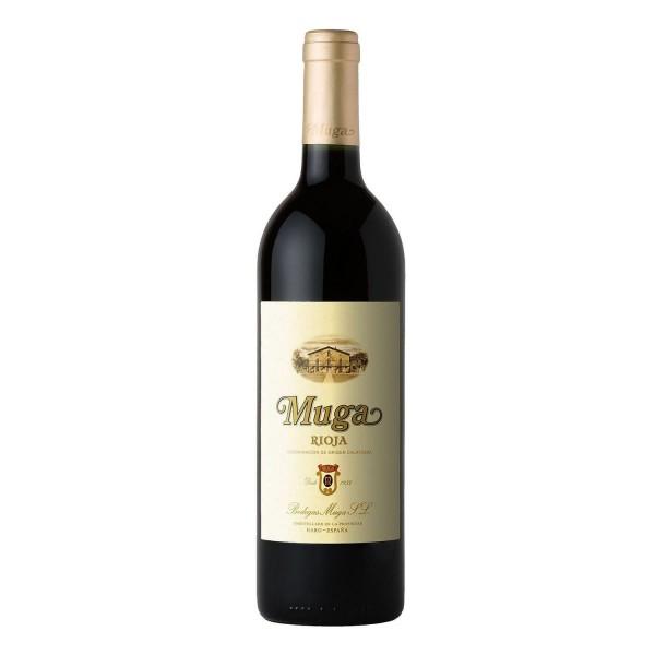 Wein Rioja Muga Crianza Rot 75 Cl