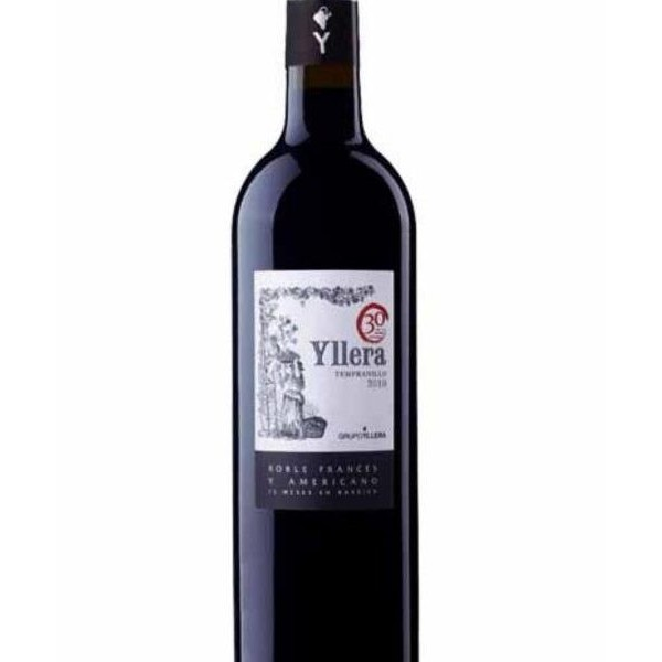 Wijn Ribera del Duero Yllera Cosecha Rode75 Cl