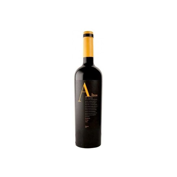 Spanish wine Jumilla Altos De Luzon 70 Ml, 75 Cl