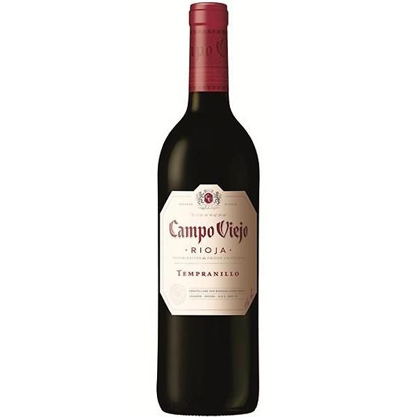 Wine Rioja Campo Viejo Joven Red 75 Cl