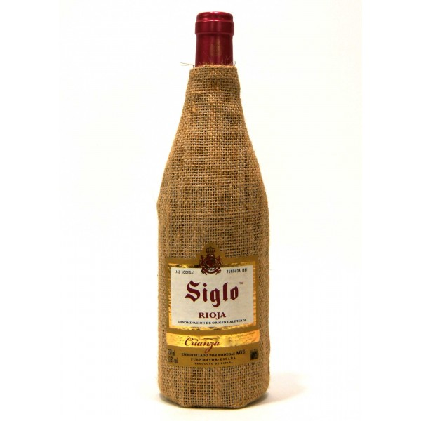 Wine Rioja Siglo Saco Crianza 96 Red 75 Cl