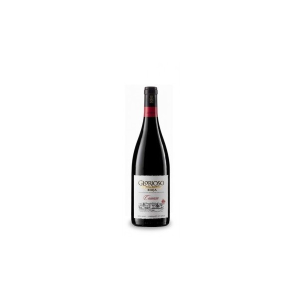 Wine Rioja Glorioso Crianza 96 Red 75 Cl