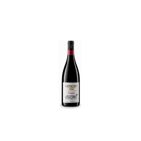 Wine Rioja Glorioso Crianza 96 Red 75 Cl