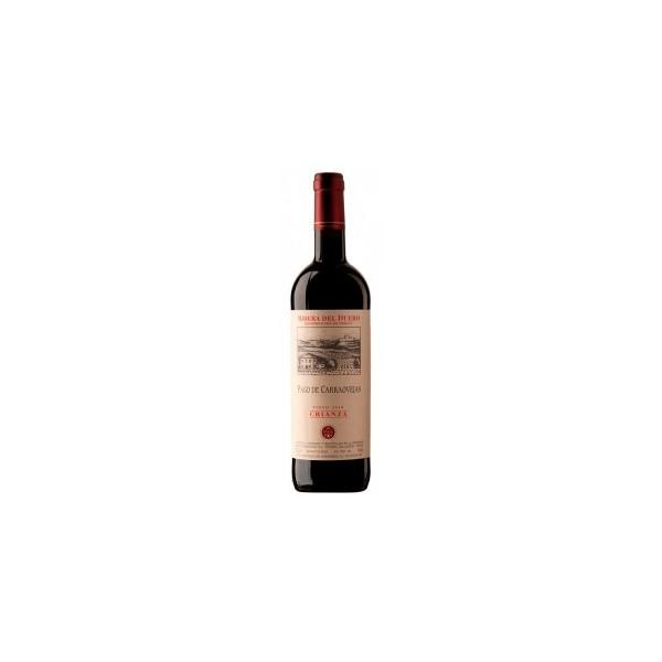 Spanish wine Ribera del Duero Pago De Carraovejas Crianza 75 Cl