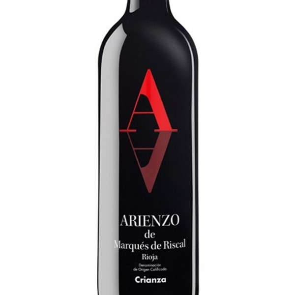 Spanish wine Rioja Marques Arienzo Crianza Red 75 Cl