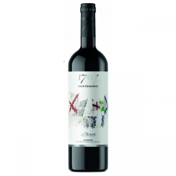 Red wine 1707 Centenario 75 Cl