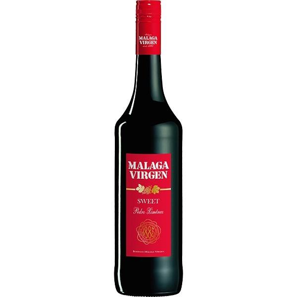Spanish wine Malaga Virgen 75 C