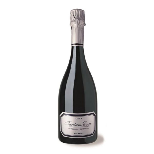Red wine Tantum Ergo Cava Chardonay-Pinot Noir 75 Cl