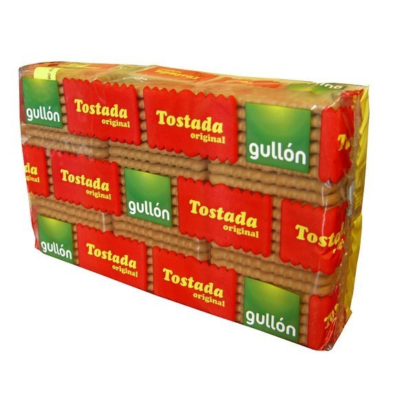Toast biscuits Gullon 400 Grs