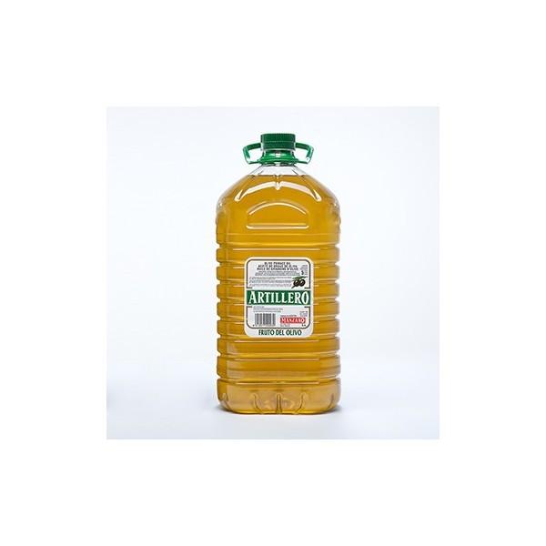 Olive Oil Orujo Artillero 5 L.