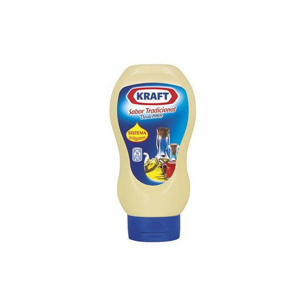 Mayonnaise Kraft Easy 350 Grs