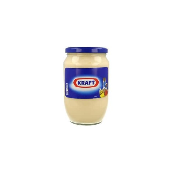 Mayonnaise Kraft 750 Ml pot