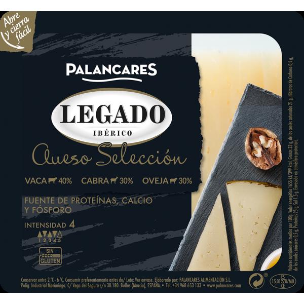 Legado Iberico Palancares gemengde kaas 200gr