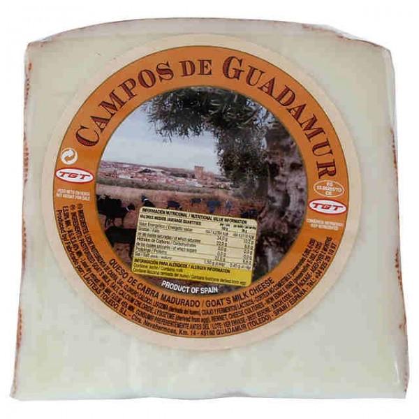 Gezouten kaasgeit Campos Guadamur 220 Gr