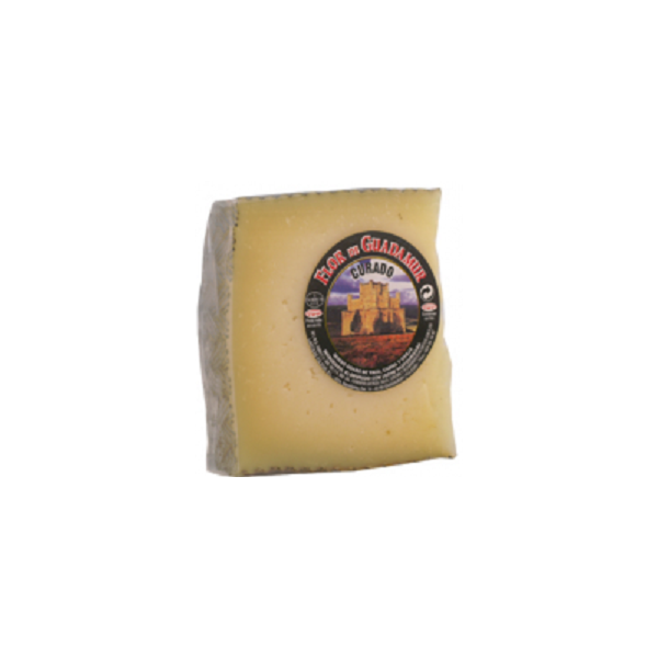 Half cured cheese Guadamur 220 gr