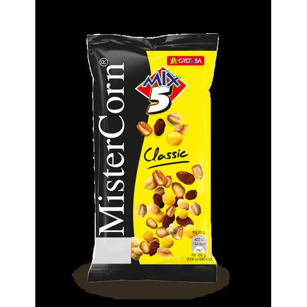 Grefusa kikos Mister Corn Mix-5 120 Gr