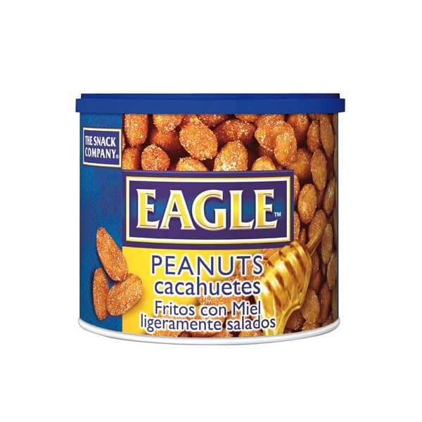 Eagle Fried Peanuts with Honey 250 Gr