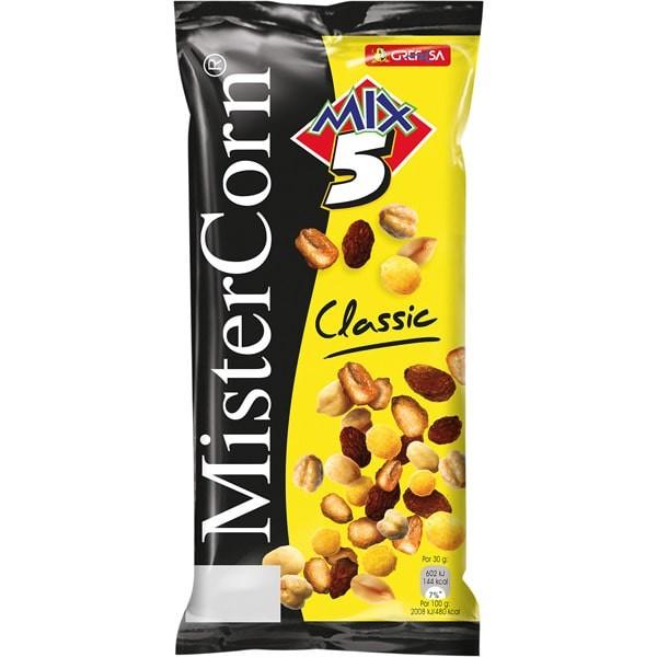 Mix 5 Classic Mistercorn 120 Gr
