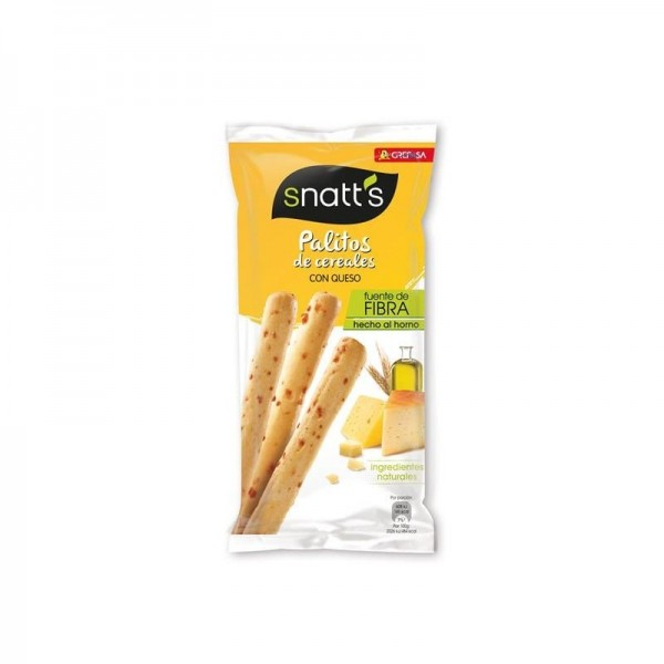 Palitos De Cereales with cheese Snatt´S