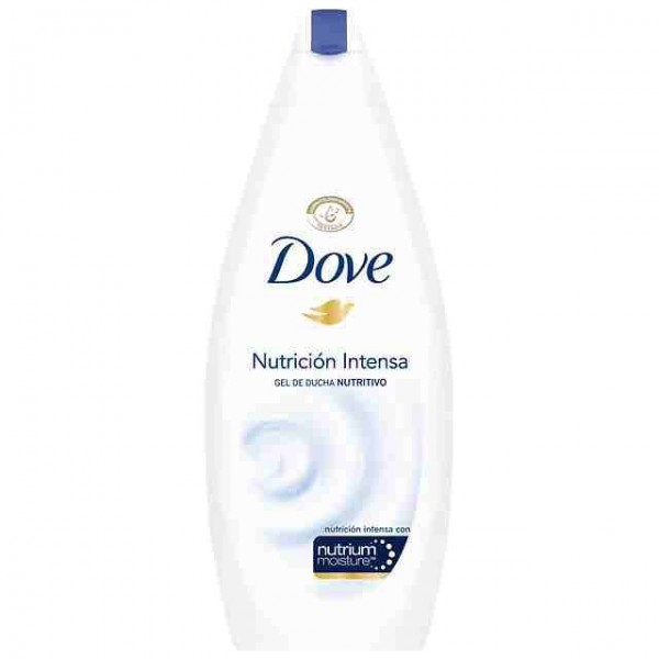 Shower Gel Dove, Nourish Intense 540ml