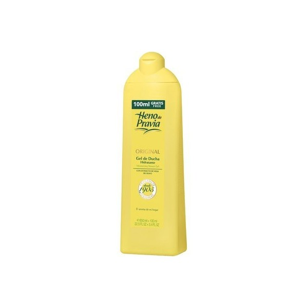 Shower Gel Heno De Pravia 650 Ml