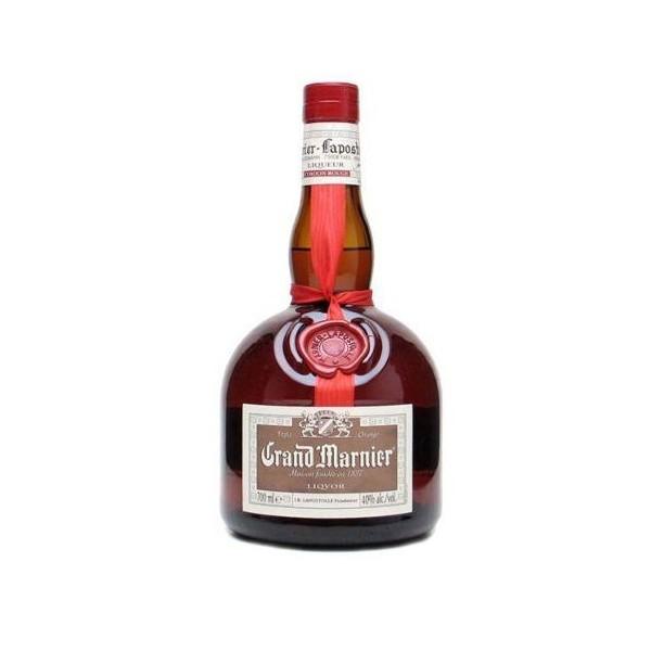 Liquor Grand Marnier Red 70 Cl 40º