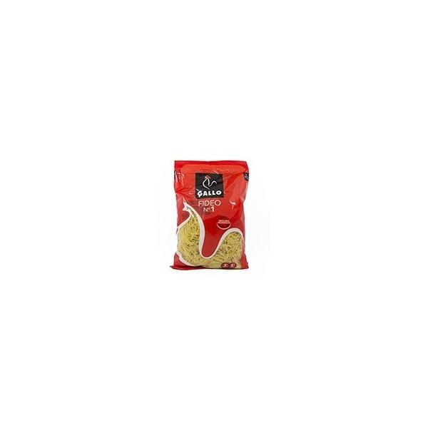 Pasta Gallo Vermicelli nº 1 - 250 gr