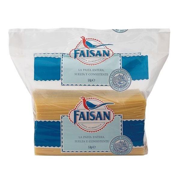 Pasta Faisan Spaguetti N.3 - Faisan 5Kg